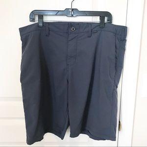 HURLEY | Blue Nike Dri Fit Men's Shorts | 38
